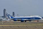 e-zan322さんが、成田国際空港で撮影したエアブリッジ・カーゴ・エアラインズ 747-8HVFの航空フォト(写真)