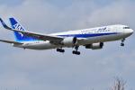 e-zan322さんが、成田国際空港で撮影した全日空 767-381/ERの航空フォト(写真)