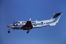 tassさんが、仙台空港で撮影した海上保安庁 B300の航空フォト(写真)