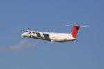 ひろえもんさんが、福岡空港で撮影した日本エアコミューター DHC-8-402Q Dash 8の航空フォト(写真)