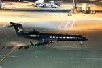 T.Sazenさんが、羽田空港で撮影した不詳 G650 (G-VI)の航空フォト(飛行機 写真・画像)