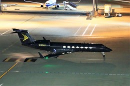 T.Sazenさんが、羽田空港で撮影した不詳 G650 (G-VI)の航空フォト(写真)