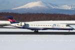 セブンさんが、新千歳空港で撮影したアイベックスエアラインズ CL-600-2C10 Regional Jet CRJ-702ERの航空フォト(写真)