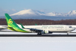 セブンさんが、新千歳空港で撮影した春秋航空日本 737-86Nの航空フォト(写真)