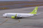 delawakaさんが、中部国際空港で撮影したソラシド エア 737-86Nの航空フォト(写真)