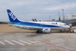 delawakaさんが、福岡空港で撮影したANAウイングス 737-54Kの航空フォト(飛行機 写真・画像)