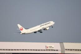 KAZFLYERさんが、羽田空港で撮影した日本航空 767-346/ERの航空フォト(写真)