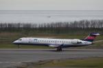 ぬま_FJHさんが、新潟空港で撮影したアイベックスエアラインズ CL-600-2C10 Regional Jet CRJ-702ERの航空フォト(写真)