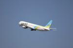 KAZFLYERさんが、羽田空港で撮影したAIR DO 767-33A/ERの航空フォト(写真)