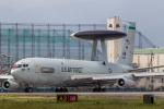 ファントム無礼さんが、横田基地で撮影したアメリカ空軍 E-3C Sentry (707-300)の航空フォト(写真)