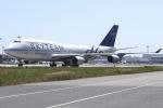 KIXBASE kazuさんが、関西国際空港で撮影したチャイナエアライン 747-409の航空フォト(写真)