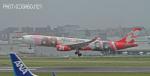 SH60J121さんが、福岡空港で撮影したエアアジア・エックス A330-343Xの航空フォト(写真)