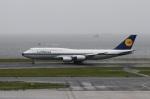 ハム太郎。さんが、羽田空港で撮影したルフトハンザドイツ航空 747-830の航空フォト(写真)