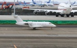 ハム太郎。さんが、羽田空港で撮影したプライベートエア Challenger 600の航空フォト(写真)