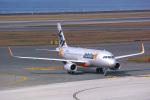 delawakaさんが、中部国際空港で撮影したジェットスター・ジャパン A320-232の航空フォト(写真)