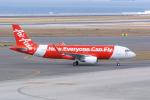 delawakaさんが、中部国際空港で撮影したエアアジア・ジャパン A320-216の航空フォト(飛行機 写真・画像)