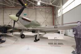 Koenig117さんが、コスフォード空軍基地で撮影したイギリス空軍 Hurricane Mk2Cの航空フォト(飛行機 写真・画像)