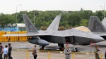 westtowerさんが、シンガポール・チャンギ国際空港で撮影したアメリカ空軍 F-22A-40-LM Raptorの航空フォト(写真)
