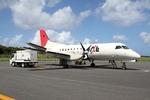 島国旅人さんが、屋久島空港で撮影した日本エアコミューター 340Bの航空フォト(飛行機 写真・画像)