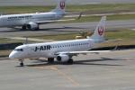 ANA744Foreverさんが、羽田空港で撮影したジェイ・エア ERJ-190-100(ERJ-190STD)の航空フォト(写真)