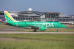 ひろえもんさんが、福岡空港で撮影したフジドリームエアラインズ ERJ-170-100 SU (ERJ-170SU)の航空フォト(写真)