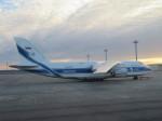 くろぼしさんが、中部国際空港で撮影したヴォルガ・ドニエプル航空 An-124-100 Ruslanの航空フォト(写真)