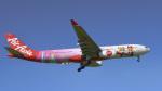 パンダさんが、成田国際空港で撮影したタイ・エアアジア・エックス A330-343Xの航空フォト(写真)