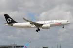 ぼんやりしまちゃんさんが、マイアミ国際空港で撮影したアビアンカ航空 A330-243の航空フォト(写真)