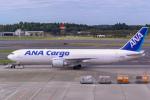 delawakaさんが、成田国際空港で撮影した全日空 767-381/ER(BCF)の航空フォト(写真)