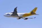 Re4/4さんが、成田国際空港で撮影したポーラーエアカーゴ 747-46NF/SCDの航空フォト(写真)