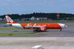 delawakaさんが、成田国際空港で撮影したタイ・エアアジア・エックス A330-343Eの航空フォト(写真)