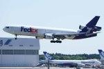 Re4/4さんが、成田国際空港で撮影したフェデックス・エクスプレス MD-11Fの航空フォト(写真)