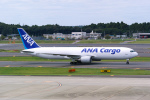 delawakaさんが、成田国際空港で撮影した全日空 767-381Fの航空フォト(飛行機 写真・画像)