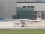 flyflygoさんが、熊本空港で撮影した航空大学校 A36 Bonanza 36の航空フォト(写真)