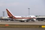 delawakaさんが、中部国際空港で撮影したカリッタ エア 747-4B5F/SCDの航空フォト(写真)