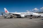 delawakaさんが、那覇空港で撮影した日本航空 777-289の航空フォト(写真)