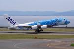 yabyanさんが、中部国際空港で撮影した全日空 A380-841の航空フォト(写真)