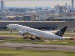 さんぜんさんが、羽田空港で撮影した全日空 777-281の航空フォト(写真)