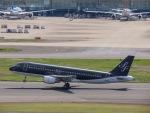 さんぜんさんが、羽田空港で撮影したスターフライヤー A320-214の航空フォト(写真)