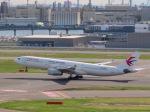 さんぜんさんが、羽田空港で撮影した中国東方航空 A330-343Xの航空フォト(写真)