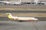 OS52さんが、羽田空港で撮影したプライベートエア G650 (G-VI)の航空フォト(写真)