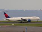 さんぜんさんが、羽田空港で撮影したデルタ航空 777-232/LRの航空フォト(写真)