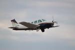 KeBongoさんが、調布飛行場で撮影した日本法人所有 A36 Bonanza 36の航空フォト(写真)