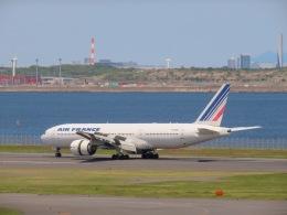 さんぜんさんが、羽田空港で撮影したエールフランス航空 777-228/ERの航空フォト(写真)