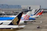 T.Sazenさんが、関西国際空港で撮影したシンガポール航空 787-10の航空フォト(写真)