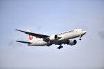 KAGURA-747さんが、羽田空港で撮影した日本航空 777-246/ERの航空フォト(写真)