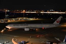 KAGURA-747さんが、羽田空港で撮影した日本航空 777-346/ERの航空フォト(飛行機 写真・画像)