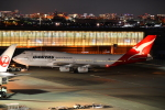 KAGURA-747さんが、羽田空港で撮影したカンタス航空 747-438の航空フォト(飛行機 写真・画像)