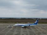 トタさんが、新潟空港で撮影した全日空 737-881の航空フォト(写真)