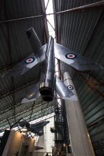 Koenig117さんが、コスフォード空軍基地で撮影したイギリス空軍 Lightning F.1の航空フォト(写真)